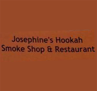 Josephine Hookah Smoke Shop and Restaurant Logo