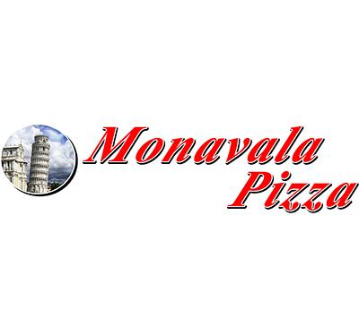 Monavala Pizza Logo