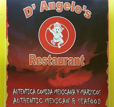 D'Angelos Mexican Restaurant Logo
