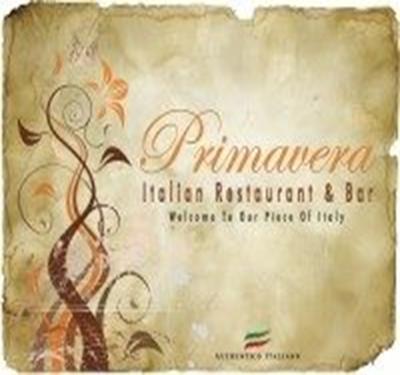 Primavera Italian Restaurant Logo