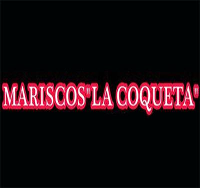 Mariscos La Coqueta Logo