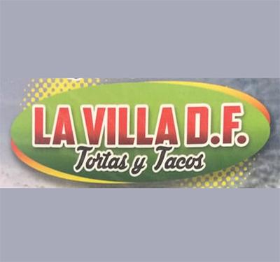 La Villa DF Logo