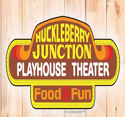 Huckleberry Junction Logo