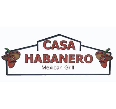 Casa Habanero Mexican Grill Logo