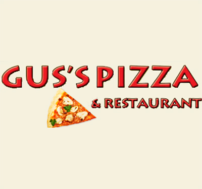 Gus's Pizza Restaurant Logo