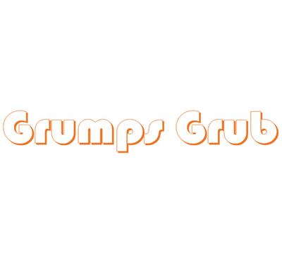 Grumps Grub Logo