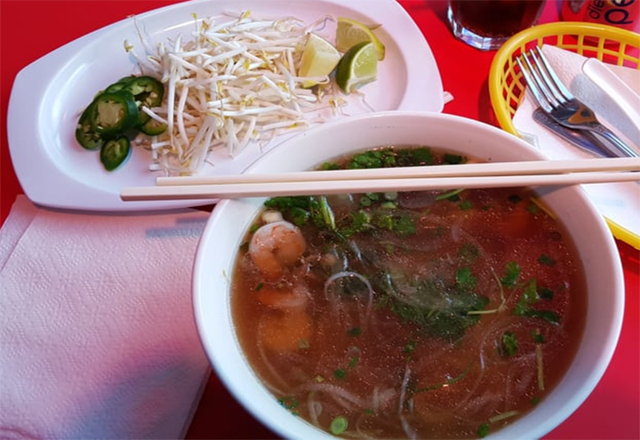 Asian Express Pho and Sandwich in Calexico, CA at Restaurant.com
