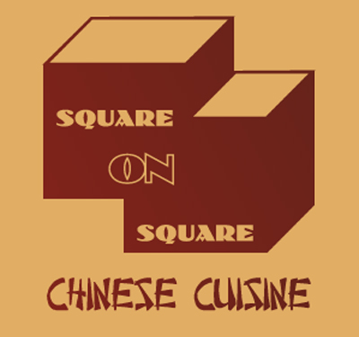 Square on Square Logo