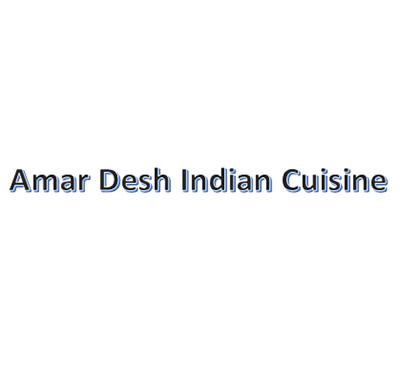 Amar Desh Indian Cuisine Logo