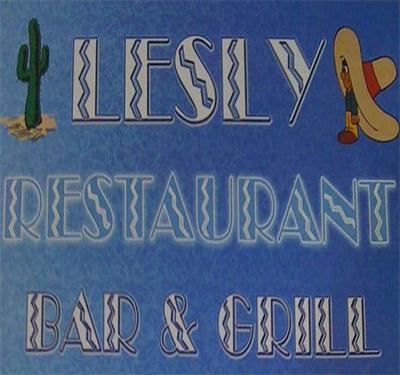 Lesly Restaurant Bar & Grill Logo