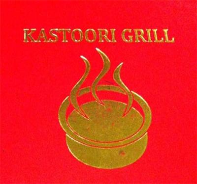 Kastoori Grill Logo