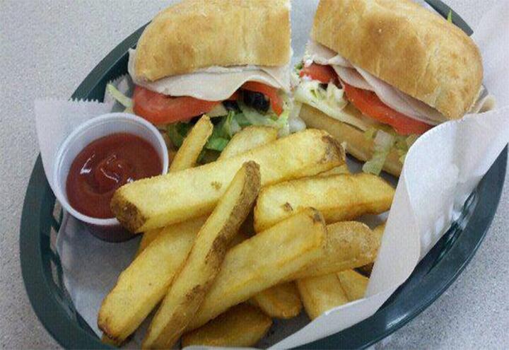 Number 1 Sandwich Shop in Clarkdale, AZ at Restaurant.com
