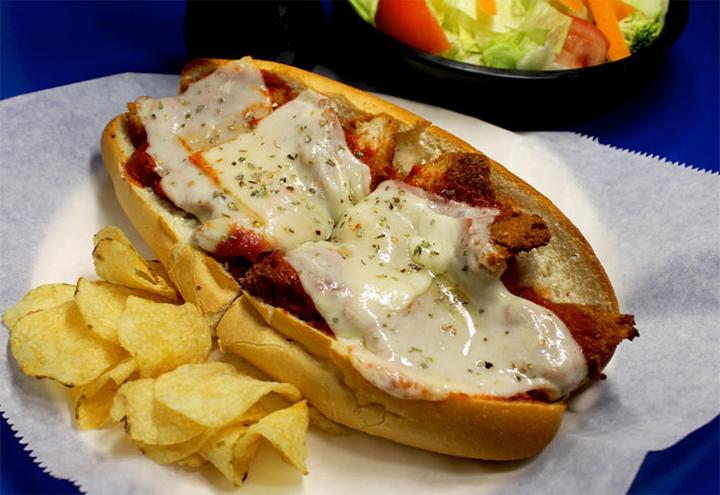 Captain Pizza Mediterranean Foods in North Andover, MA at Restaurant.com