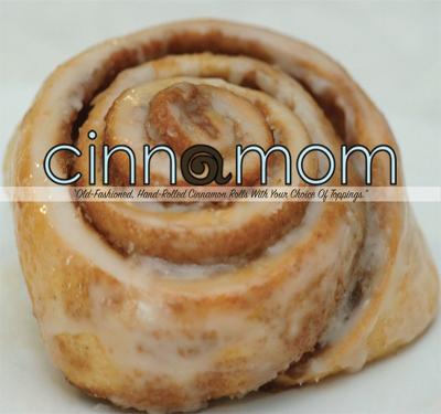 Cinnamom Bakery Logo