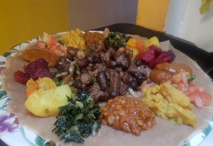 Marathon Ethiopian Restaurant in Los Angeles, CA at Restaurant.com