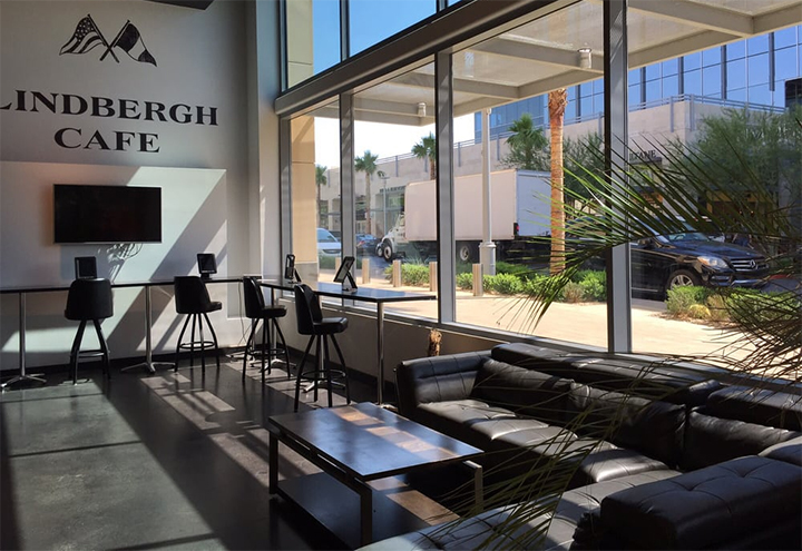 Lindbergh Cafe in Las Vegas, NV at Restaurant.com