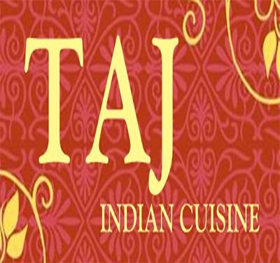 Taj Cafe Logo