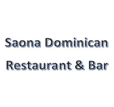 Saona Dominican Restaurant & Bar Logo