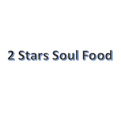 2 Stars Soul Food Logo