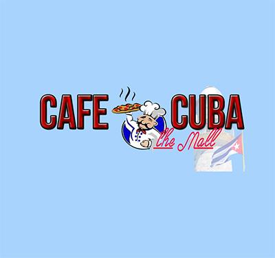 Cafe Cuba The Mall Logo