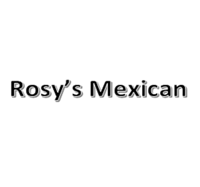 Rosy's Mexican Logo