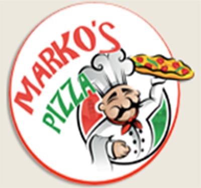 Marko's Pizza Logo