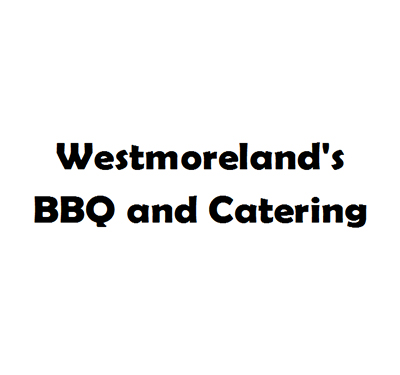 Westmoreland's BBQ and Catering Logo