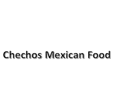 Checho's Mexican Food Logo
