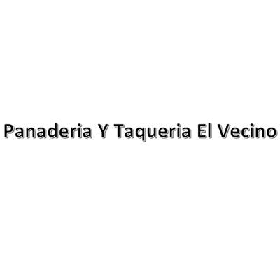 Panaderia Y Taqueria El Vecino Logo
