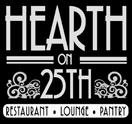 Hearth on 25th Logo