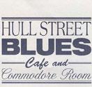 Hull Street Blues Cafe Logo