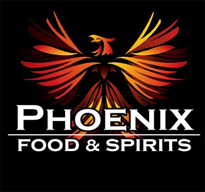 Phoenix 370 Family Food & Spirits - Richland Logo