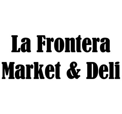 La Frontera Market & Deli Logo