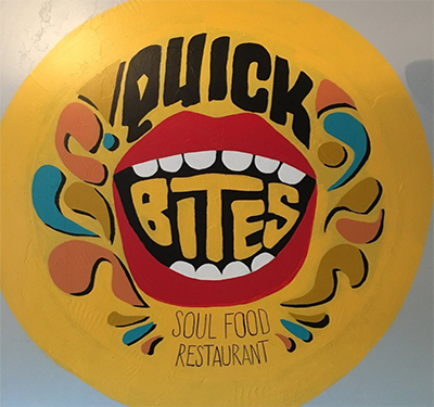Quick Bites Soul Food Logo