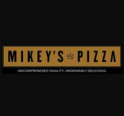 Mikey's Pizza Logo