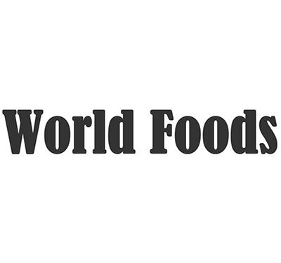World Foods Logo