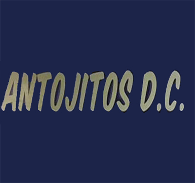 Antojitos DC Logo