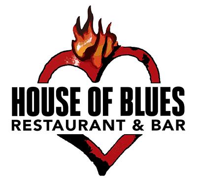 House of Blues Restaurant & Bar - Temporarily Closed Logo