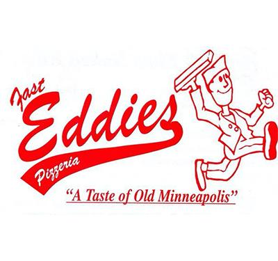 Fast Eddies Pizza Logo