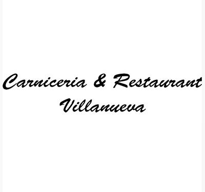 Carniceria & Restaurant Villanueva Logo