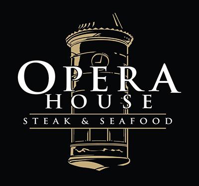 Opera House Steak & Seafood Restaurant Logo