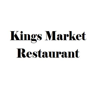 Kings Market Restaurant Logo