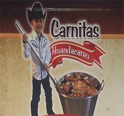 Carnitas Huandacaroe Logo