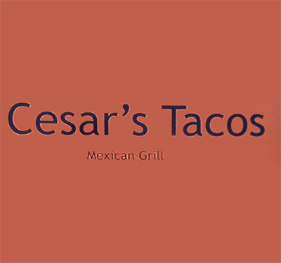 Cesar's Tacos Mexican Grill Logo