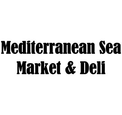 Mediterranean Sea Market & Deli Logo