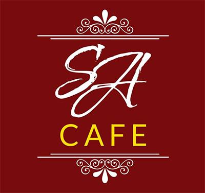 S.A. Cafe Logo