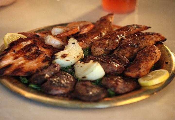 Petra Cafe Greek and Mediterranean in Biloxi, MS at Restaurant.com