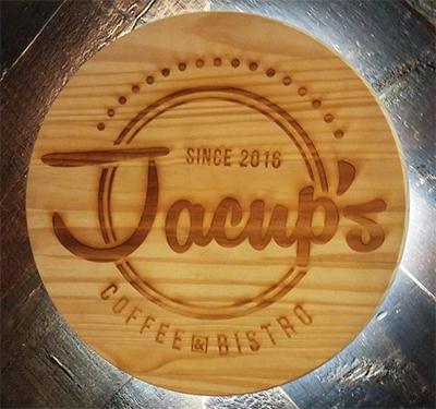 Jacup's Coffee Bistro Logo