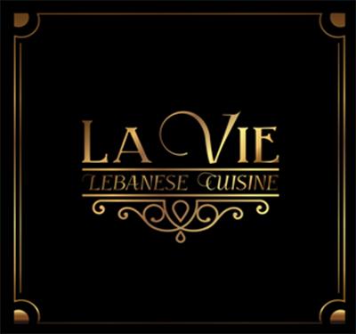 La Vie Lebanese Restaurant Logo