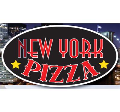 N. Y. Pizza and Wings Logo
